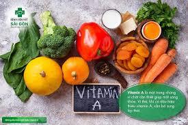 Thực phẩm tốt cho người bị khô mắt